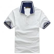 企业在选择Polo衫定制时候的注意事项